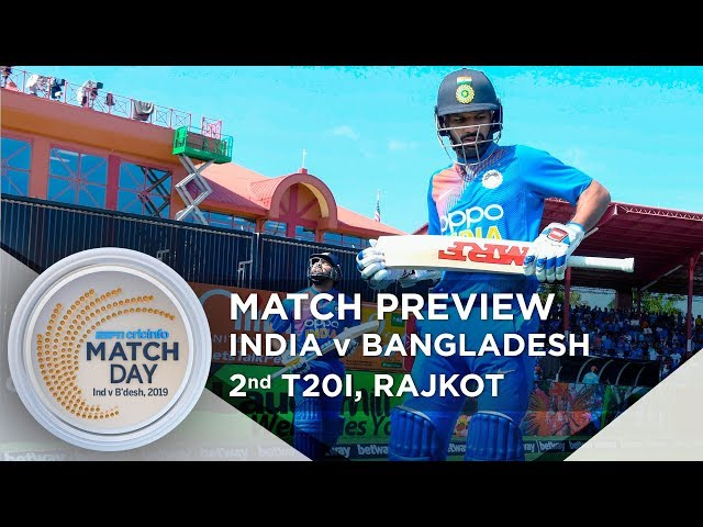 India look for quick runs from their top order   India v Bangladesh, 2nd T20I preview