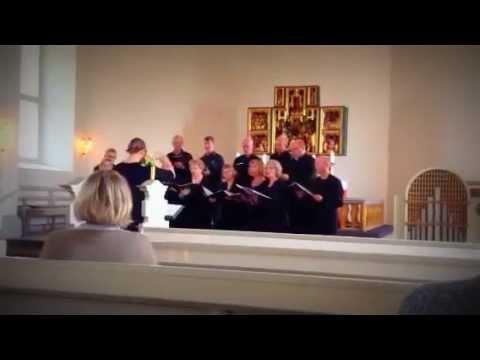 Madonna over bølgerne - fra Lange-Müllers Tre Madonnasange