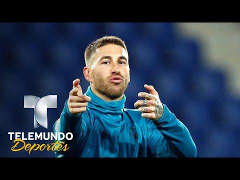 "Sergio Ramos vuelve a impactar con ""singular look"" | Deporte Rosa | Telemundo Deportes"