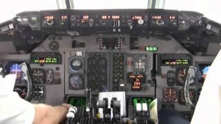 Md80 Cockpit Takeoff Part 2 Full Hd