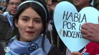 No habrá legalización del aborto en Argentina: Senado lo rechaza