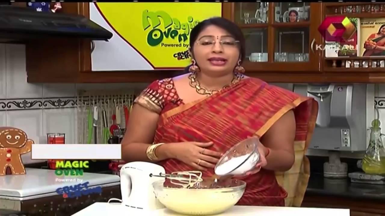 Tea Cake Recipe By Lekshmi Nair