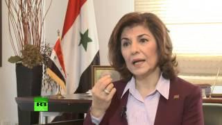 Советник Асада: РФ оказывает реальную поддержку Сирии и всем, кто ведет войну с терроризмом