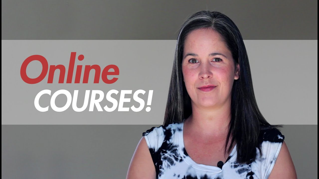 Coming This Fall:  Online Courses with Rachel's English
