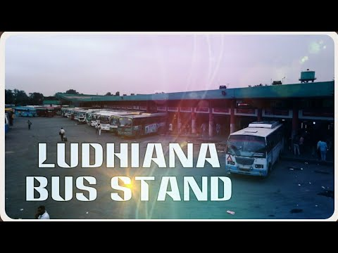 Ludhiana Bus Stand View Visit Punjab Motivational Quotes About Life With