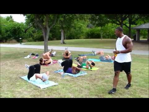 24 Fit Club Plano - Not just a walk in the park.