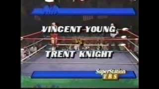 SN 2/18/89 Windham vs Allen Kinsey- Vincent Young vs Trent Knight- Part 1