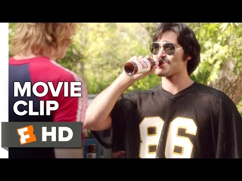 Everybody Wants Some!! Movie CLIP - Split the Ball (2016) - Tyler Hoechlin, Austin Amelio Movie HD