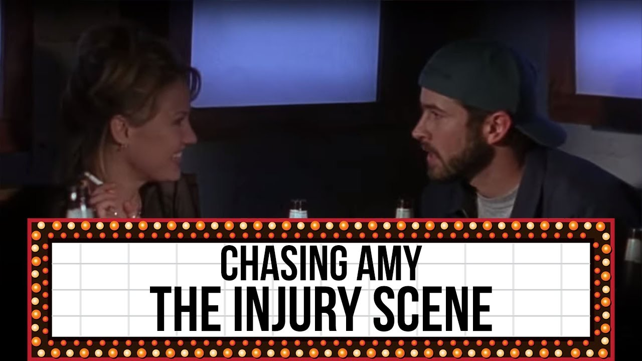 Scene Studies with Kevin Smith: The Permanent Injury Scene