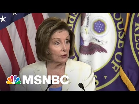 Pelosi Announces A Select Committee To Investigate The Capitol Riot