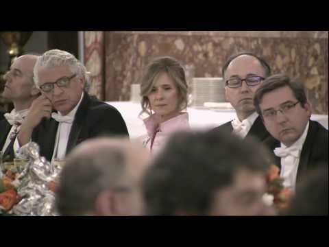 Cena de gala de los Reyes de España en honor del Presidente Macri