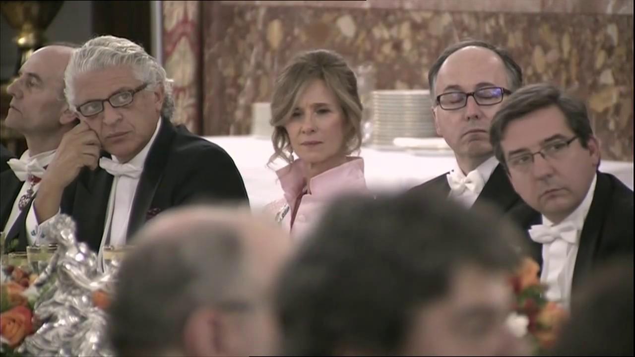 Cena De Gala De Los Reyes De España En Honor Del Presidente Macri Youtube