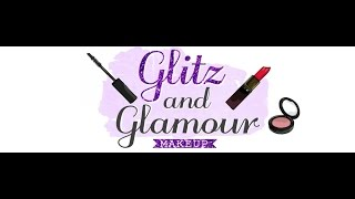 Glitz and Glamour Makeup channel  trailer