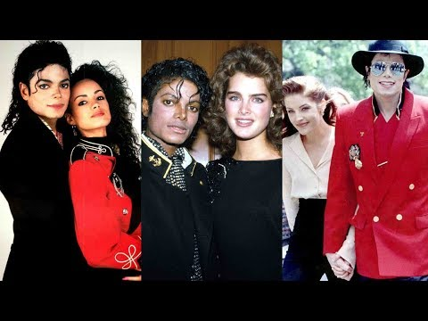 Michael Jackson : Top Ten Girlfriend's