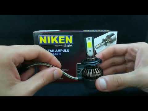 Niken Evo Serisi Led Xenon İncelemesi - EROĞLU OTO