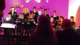 Lukaskoret - Everything counts, Depeche Mode, electro choir cover