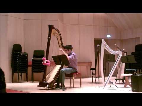 Fantaisie for harp, op.95, Camille Saint-Saëns mp3
