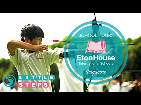 A Virtual School Tour With EtonHouse International In Singapore