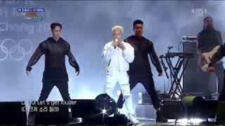 171101 TAEYANG (BIGBANG) - Louder