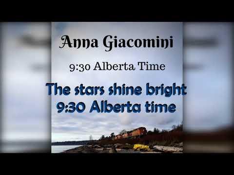 9:30 Alberta Time