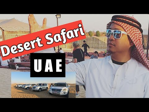 Desert Safari. UAE
