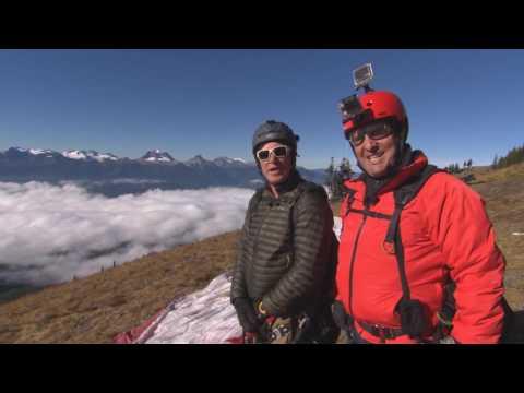 Rick Goes Paragliding