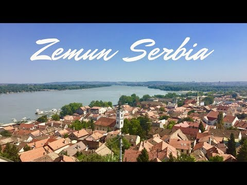 Zemun, Serbia | American in Belgrade Travel Vlog