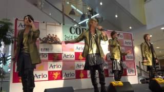 2013.12.15  CODE-V 仙台インストア『 たからもの 』