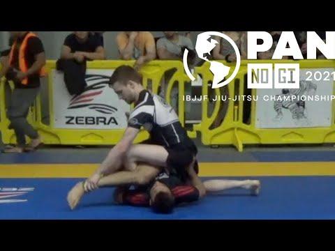 Huthayfah Penney v Felipe Matos / Pan No-Gi 2021