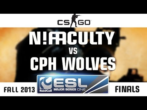Copenhagen Wolves vs. n!faculty - Group A - Finals EMS One F