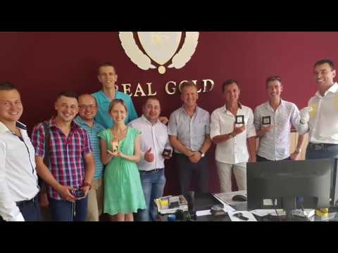 Real Gold visit to the offices in Vienna and Budapest