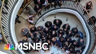 'A Dark Moment': Alleged Trump Ukraine Crime Sends GOP Into Spiraling Circus | MSNBC