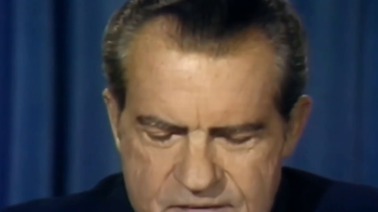 MIT Deep Fake of Nixon | Reptilian Eye on Instagram The Outer Light
