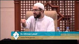 Julaybib (ra), and the Prophetic Paradigm Shift (4) - Dr. Uthman Lateef