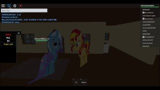 Playing Roblox With DiscordMlp (MLP Role Play)