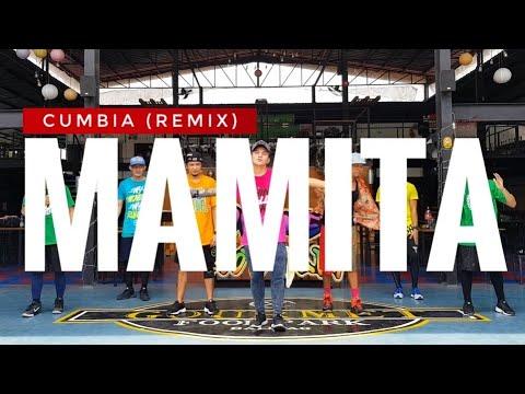 MAMITA (Cumbia) By CNCO | Zumba® | Cumbia | Kramer Pastrana