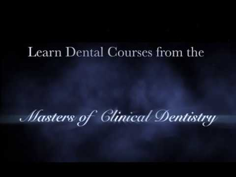 Dental training courses