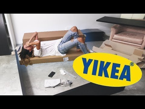 literally just struggling to build IKEA furniture