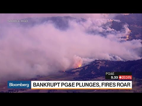 California Wildfires Spreading