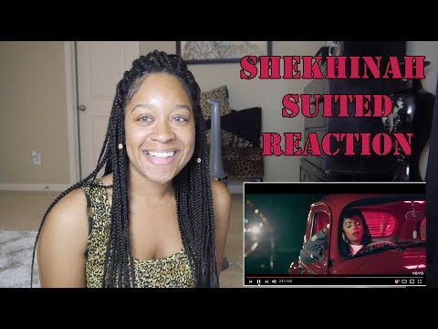Shekhinah- Suited Reaction | GABBIreACTS