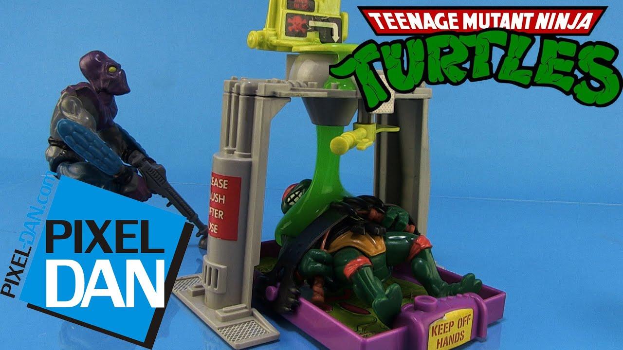 Retro review teenage mutant ninja turtles ii secret of the ooze - Flushomatic Teenage Mutant Ninja Turtles Ooze Playset Video Review Retro Toy Rewind Youtube