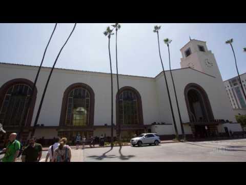 Los Angeles Time Lapse