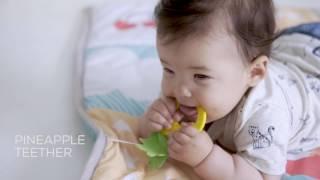 Video: Taf Toys I love big mat mängumatt