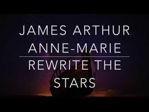 James Arthur, Anne-Marie - Rewrite The Stars (Lyrics/Tradução/Legendado)(HQ)