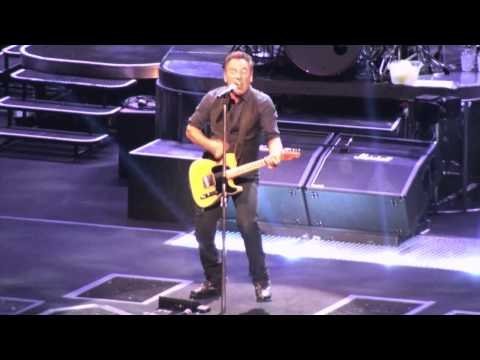Bruce Springsteen - We Take Care Of Our Own - Philadelphia 3/28/12 (night 1)