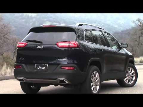 2016 Jeep Cherokee Locking Fuel Filler Door Youtube