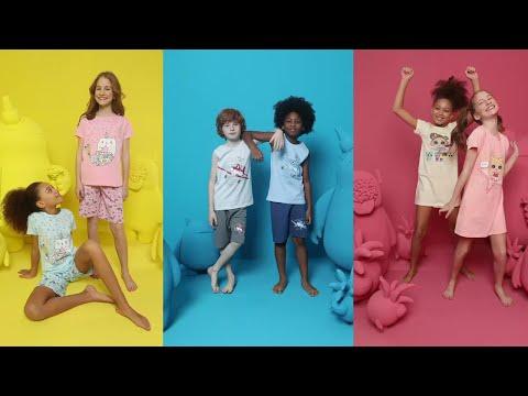 L-shop.ua Летние детские пижамы Donella