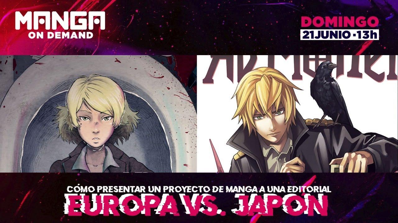 Cómo presentar un proyecto de manga a una editorial: EUROPA VS. JAPÓN
