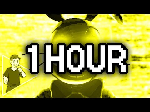 """1 Hour ► """"HELP WANTED PLEASE"""" FNAF Help Wanted Song [Animated Cover]"""