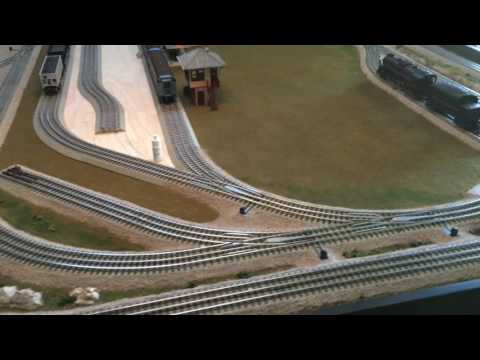 Chad's Train Layout Part 2